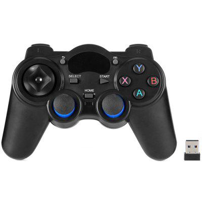 Refurbished HUAY EF-008 2.4GHz Wireless Game Controller