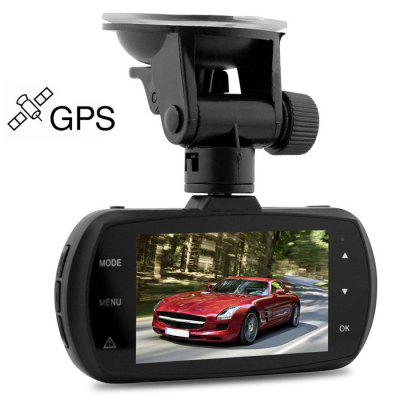 Dome D201 Auto GPS DVR Recorder