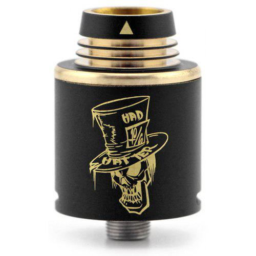 factory authentic 320e4 cb258 Original Mini Mad Hatter RDA Rebuildable Dripping Atomizer   Gearbest