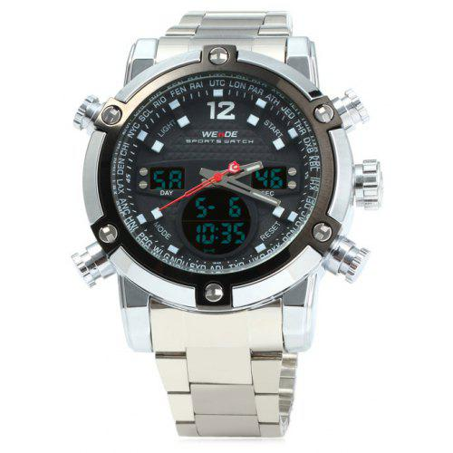 3d289094f3f Weide WH5205 Men LED Sports Watch -  28.25 Free Shipping