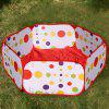 1.2M Foldable Ocean Ball Pit Pool Holder Playhut Fun Toy - COLORMIX