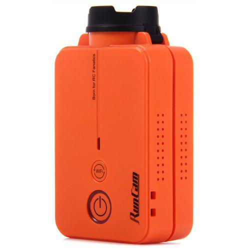 RunCam 2 Full HD 1080P WiFi FPV Camera - ORANGE