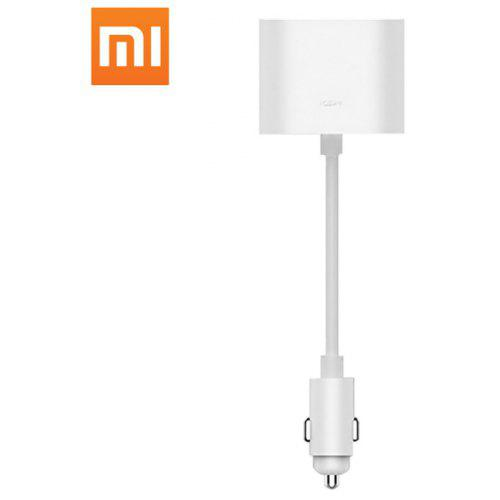 Xiaomi ROIDMI Car Dual Cigarette Lighter Splitter