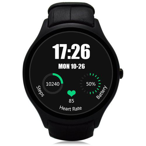 NO.1 D5 Android 4.4 Smart Watch WIFI GPS Smartwatch - $103.98 Free