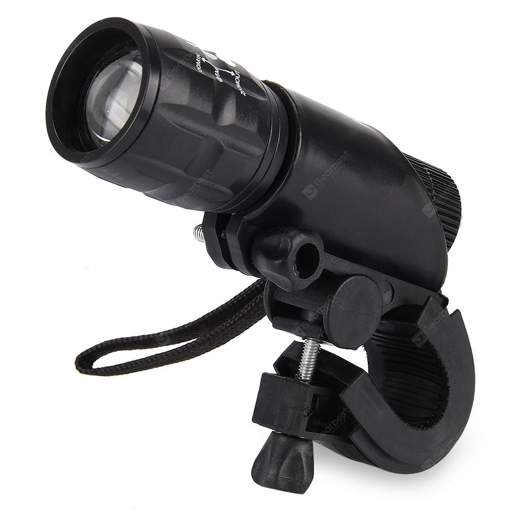 Q5 <b>3</b> Modes LED <b>Bike Light</b> Zoomable <b>Torch</b> | Gearbest Mobile
