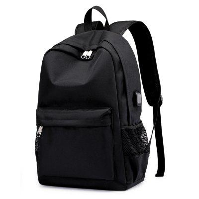 Men's Backpack Smart USB Recharge Casual