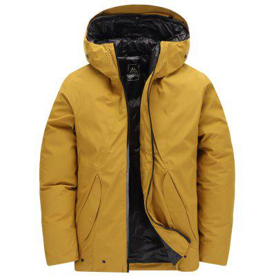 Men Casual Style Down Jacket for Winter