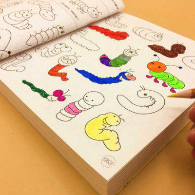 Baby Coloring Book Drawing Book Doodling Drawing Book