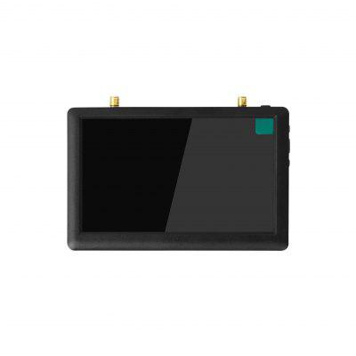 Hawkeye Little Pilot 3 5 inch High Brightness Dual Receivers FPV Monitor Built-in Battery