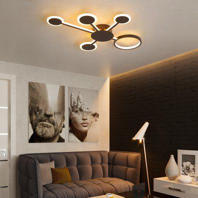 Creative Collection Round Office Bedroom Study Living Room Ceiling Lamp