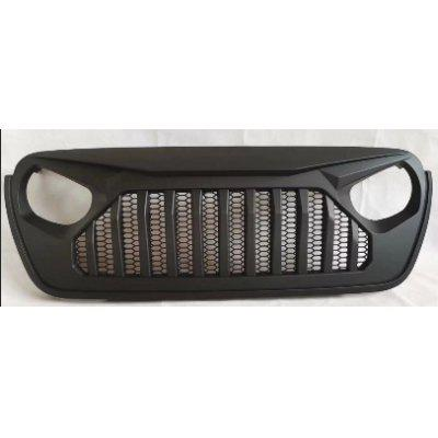 Car front grille for JEEP 2018-2019 Jeep Wrangler JL