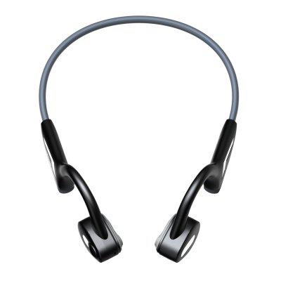 Bilikay J31 Latest Wireless Bone Conduction Headset for Sports While Enjoying Music! Much Safer & Harmless to Hearing!