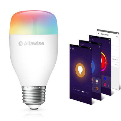 Alfawise LE12 E27 9W 900LM WiFi APP / Voice / Smart LED Bulb