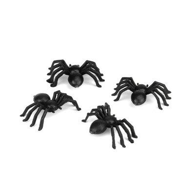 Halloween Terror Spoof Spider Toys Plastic Spider Trick Toy Party Halloween Haunted House Prop Decor