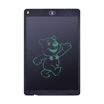 12 inch Digital LCD Writing Tablet for Drawing Graphic Tablets Electronic Handwriting Pad Painting Board with Pen Battery
