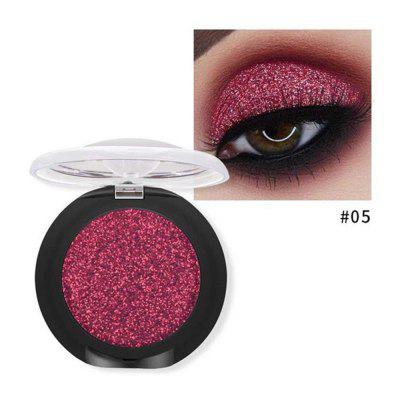 20 Colors Eyeshadow Palette Glitter Metallic Eye Shadow Diamond Makeup Palette