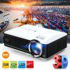 Excelvan P4 Multimedia Projector Contrast Ratio Support 1080P VGA Interfaces For Home Entertainment