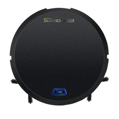 3-in-1 Mini Automatic Robot Vacuum Cleaner Floor Cleaning Cleaner