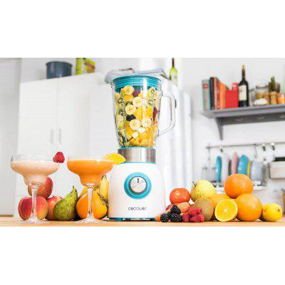 Cecotec Power Titanium 1000W American glass blender