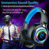 SOSNSKY A60 Headband Gaming Headsets with Microphone for X-BOX 360 PS3 PS4 Game Console