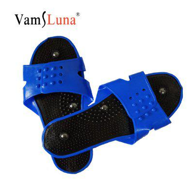 Physiotherapy accessories  Sandals Massage Shoes Natural Therapy Improve Metabolism Reflexology