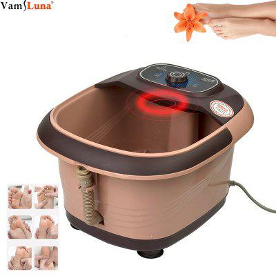 Foot Hot Bucket Wash with Foot  Massage Foot Bath Hydrotherapy Massager