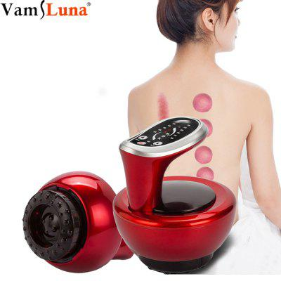 Electric Scraping Instrument Household General Body Meridian Brush Detoxification Therapy