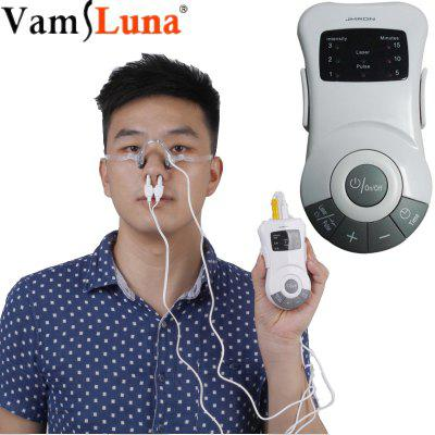 Low Frequency Bioelectricity Physiotherapy Rhinitis Inflammation Laser Device Anti-snore Apparatus