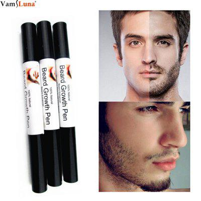 Fast Effective Face Beard Whiskers Moustache Growth Enhance liquid pen