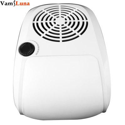 40W Dust Suction Fan Nail Dust Collector  Beauty With 2 Bags Manicure Tools Equipment