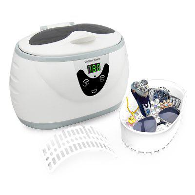 Ultrasonic Cleaner for Nail tools and Dental Tools - Autoclave Manicure Nail sterilizer