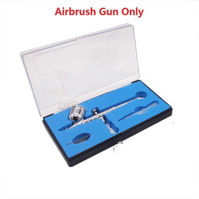 Airbrush Kit Makeup Air Brush Gun And Mini Compressor 12V For Nail Art Painting Makeup