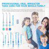 Oral Irrigator Water Flosser Dental Water Jet 1000ML Water Tank With UV Disinfection