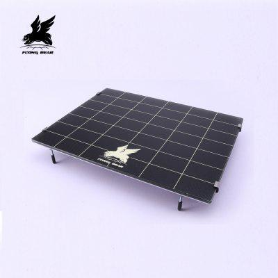 Flying Bear 3D Printer Platform  Surface Glass Plate Hot Bed Compatible for Ghost 4 and Tornado 2