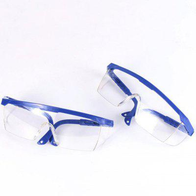 Protective Glasses Dust Proof Scratch-proof Splash-proof NO Medical Protection Safety Glasses