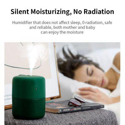 Xiaomi Vh Humidifier Diffuse Desktop Usb480ml Mini Humidifiersilent Anti-dry With Touch Switch