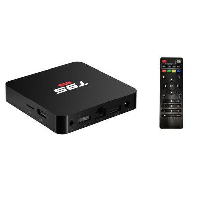 T95 Super TV Box 4K HDR Android TV 10.0 Ultra HD 32G 64G WIFI Netflix Set-top Box Image