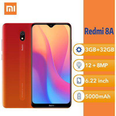 Xiaomi Redmi 8A 6.22 inch Smartphone Octa Core 2GB 32GB 12MP Rear Camera 5000mAh Face Unlock Mobile Image
