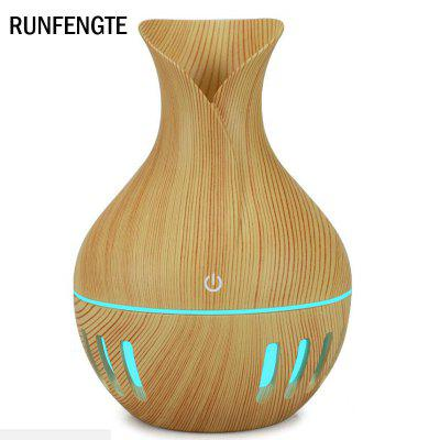 RUNFENGTE New Carved USB Aroma Diffuser Essential Oil Diffuser Aromatherapy Cool Mist Humidifier