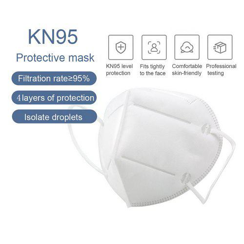 DHL TNT KN95 Mask And Disposable Breathable Protective Filtration Cotton Mouth Mask Dust