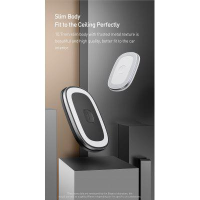 Baseus PIR Motion Sensor Night Light Human Induction Backlight Magnetic LED Rechargeable Bedside Lamp Wall For Home