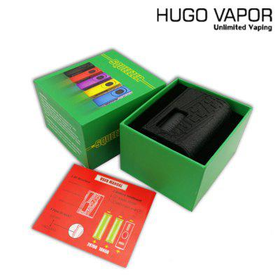 Hugo Vapor Squeezer Squonk BF Box Mod for E Cigarette for Vapor 510 RDA RTA Atomizers Vape Kit