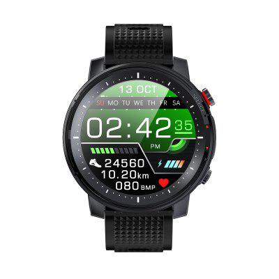 Smart Watch L15 1.3 Inch IP68 Waterproof Android IOS Message Reminder Remote Control Multiple Sports