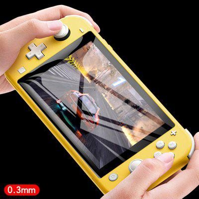 Anti-scratch Tempered Glass Screen Protector Kit for Nintendo Switch Lite 9H