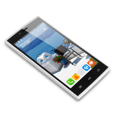 "Refurbished THL T6S Cell Phones MTK6582M Quad Core Android 4.4 Smartphone 5.0"" IPS 1GB RAM 8GB ROM GPS OTA 5.0MP Mobile"