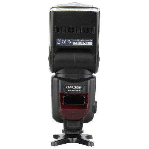 e-TTL Speedlite Flash with Accessories For Canon Digital SLR Cameras