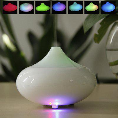 Essential Oil Aroma Diffuser Ultrasonic Humidifier Air Mist Aromatherapy Purifier White GX-02K AU