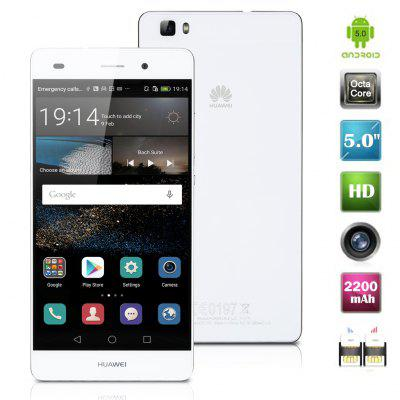 "Refurbished Huawei P8 Lite Android 5.0 Hisilicon Kirin 620 Octa Cores 1.2GHz 5"" Multi-point touch screen HD 1280 x 720 pixels ROM 16GB+ RAM 2GB 13M (F camera) 5M (B camera) 2200mAh NFC GSM 850/900/18"