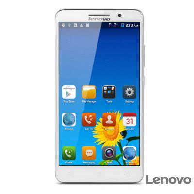 Refurbished Lenovo A616 Android 4.4 MTK6752 1.3GHz Quad Core 5.5 854*480 pixels Multi touch screen Ram 512MB + Rom 4GB F:0.3M B:5.0M LTE-FDD:1800/2100MHz LTE-TDD:B41 WCDMA:2100/900MHz GSM: 1800/90