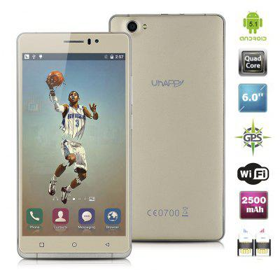 Refurbished UHAPPY UP580 Android 5.1 Smartphone